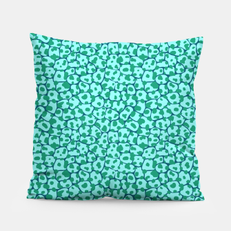 Miniatur Animal mix - crocodile/snake skin 01 Pillow, Live Heroes