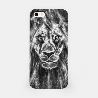 Thumbnail image of Silver Lion iPhone-Hülle, Live Heroes