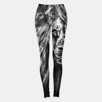 Thumbnail image of Silver Lion Leggings, Live Heroes