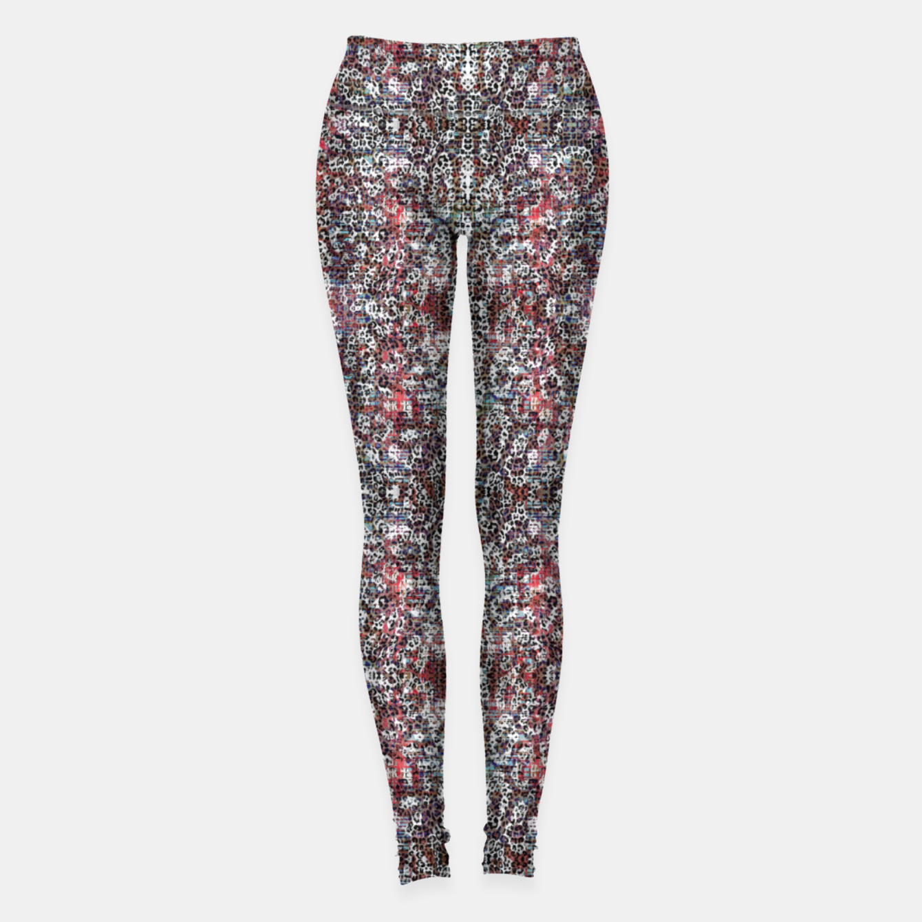 Image of Animal Texture Leggings - Live Heroes
