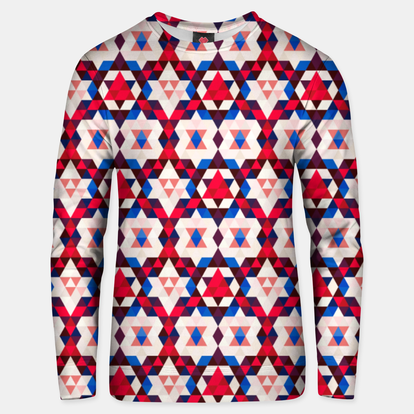 Image of  Moroccan Pattern – Unisex sweater - Live Heroes