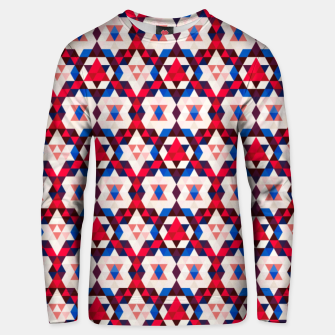 Thumbnail image of  Moroccan Pattern – Unisex sweater, Live Heroes