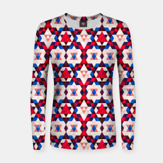 Thumbnail image of  Moroccan Pattern – Women sweater, Live Heroes