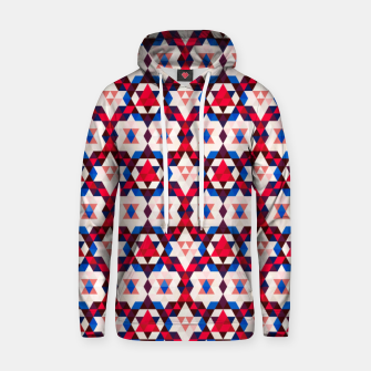 Thumbnail image of  Moroccan Pattern – Hoodie, Live Heroes