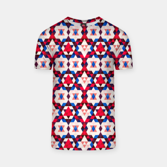 Thumbnail image of  Moroccan Pattern – T-shirt, Live Heroes