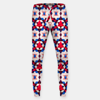 Thumbnail image of  Moroccan Pattern – Sweatpants, Live Heroes
