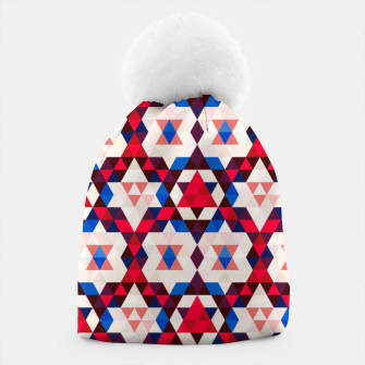 Thumbnail image of  Moroccan Pattern – Beanie, Live Heroes