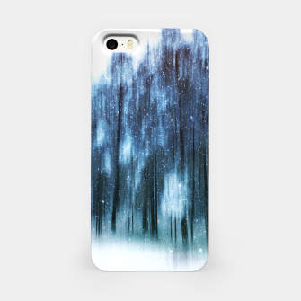 Miniatur Melody in blue iPhone Case, Live Heroes