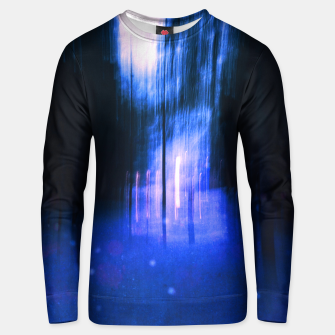 Thumbnail image of Two worlds Unisex sweater, Live Heroes
