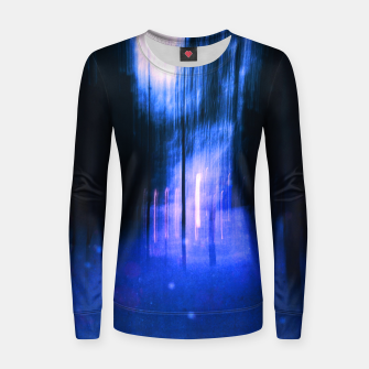 Thumbnail image of Two worlds Women sweater, Live Heroes