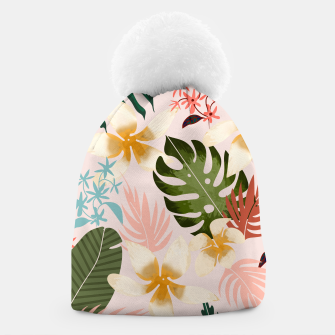 Thumbnail image of Tropical Soul Beanie, Live Heroes
