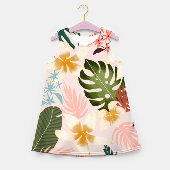 Thumbnail image of Tropical Soul Girl's summer dress, Live Heroes