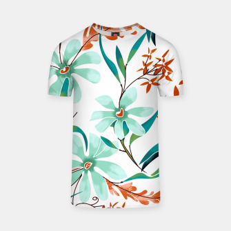 Thumbnail image of Minty Rust T-shirt, Live Heroes