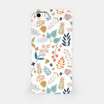 Botanical Harmony iPhone Case Bild der Miniatur