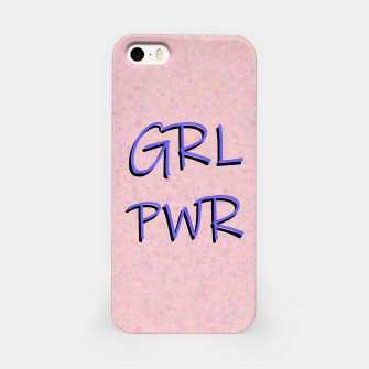 Thumbnail image of GRL PWR iPhone Case, Live Heroes