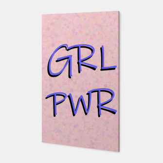 Thumbnail image of GRL PWR Canvas, Live Heroes