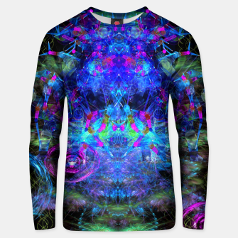 Jester Juggling Android Orbs Unisex sweater thumbnail image