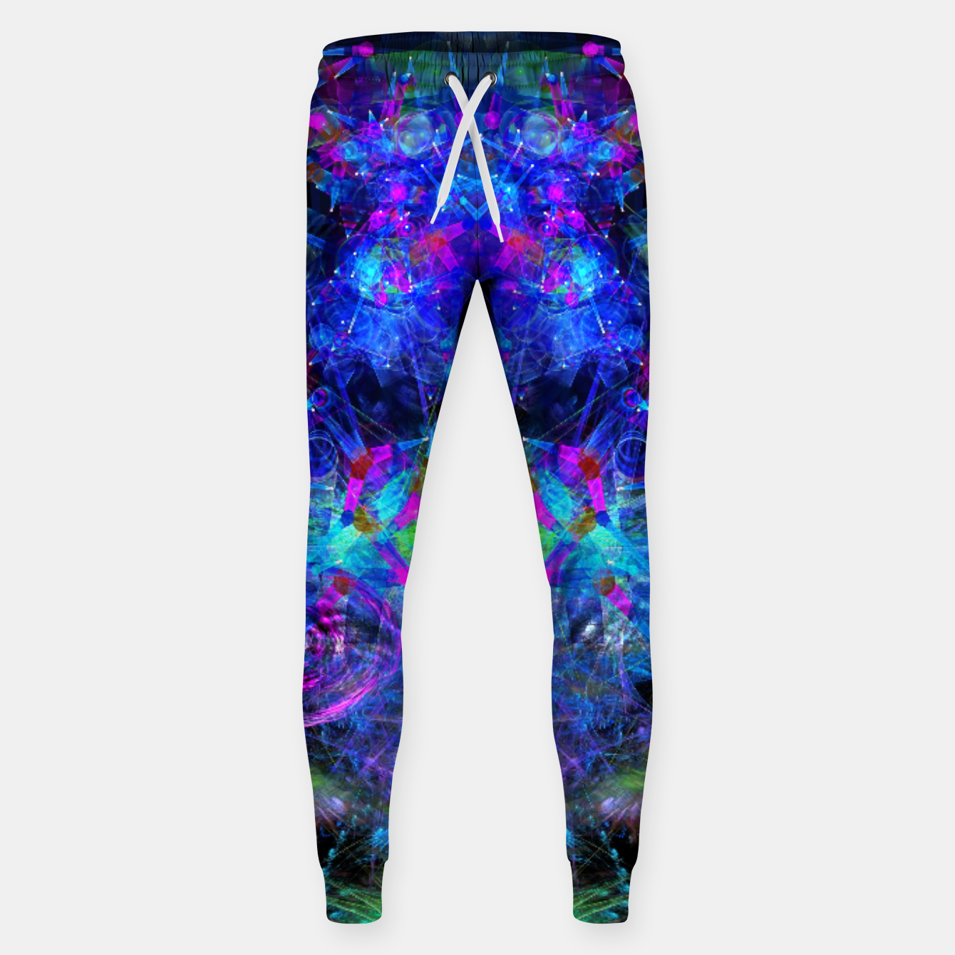 Image of Jester Juggling Android Orbs Sweatpants - Live Heroes
