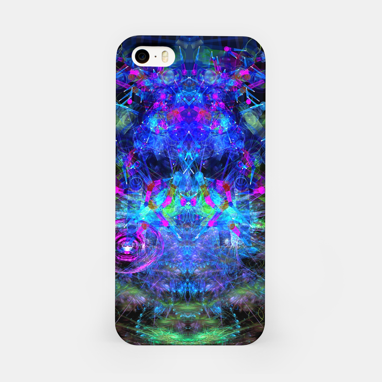 Image of Jester Juggling Android Orbs iPhone Case - Live Heroes