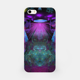 Thumbnail image of Kreythian Landing (alien, extraterrestrial, ufo,) iPhone Case, Live Heroes