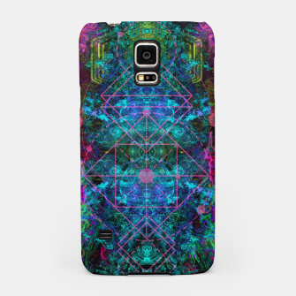 Thumbnail image of Mystical Release (abstract, visionary, psychedelic, fractal) Samsung Case, Live Heroes