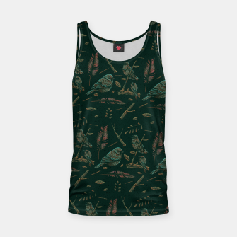 Thumbnail image of Conversation Tank Top, Live Heroes