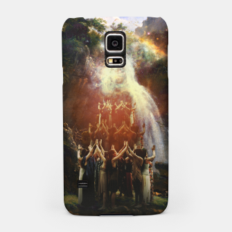 Miniatur New World Order Samsung Case, Live Heroes