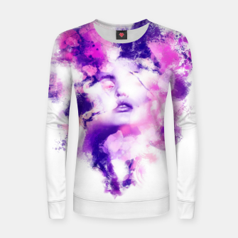 Thumbnail image of Beauty of Color Women sweater, Live Heroes