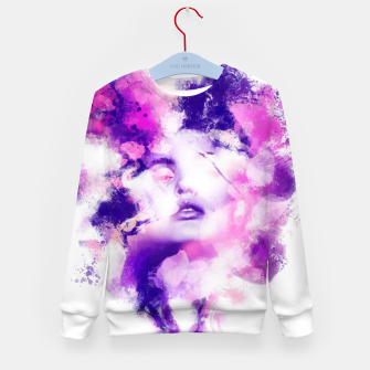 Thumbnail image of Beauty of Color Kid's sweater, Live Heroes