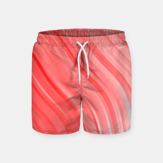 Thumbnail image of stripes wave pattern 1 2svi Swim Shorts, Live Heroes