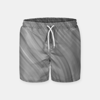 Thumbnail image of stripes wave pattern 1 bwrfpi Swim Shorts, Live Heroes