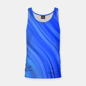 Thumbnail image of stripes wave pattern 1 c80v Tank Top, Live Heroes
