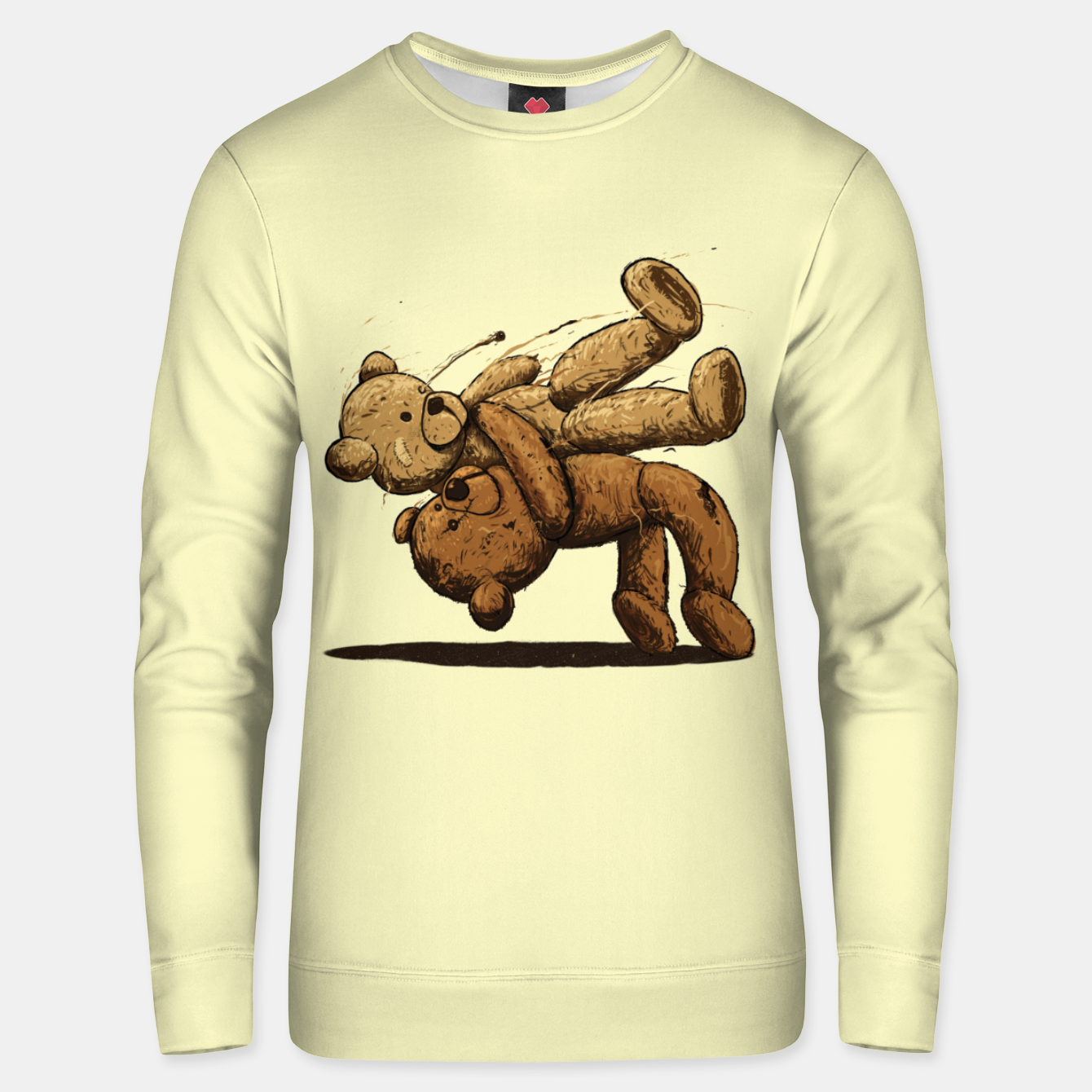 Image of Bear Hug Unisex sweater - Live Heroes