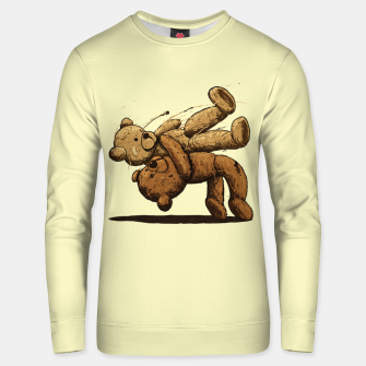 Thumbnail image of Bear Hug Unisex sweater, Live Heroes