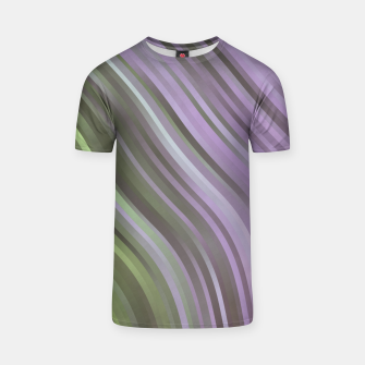 stripes wave pattern 1 clp T-shirt miniature