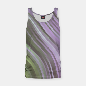stripes wave pattern 1 clp Tank Top miniature