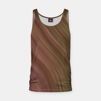 Thumbnail image of stripes wave pattern 1 clpi Tank Top, Live Heroes