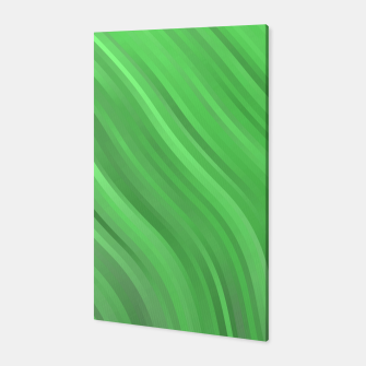 stripes wave pattern 1 dep Canvas miniature