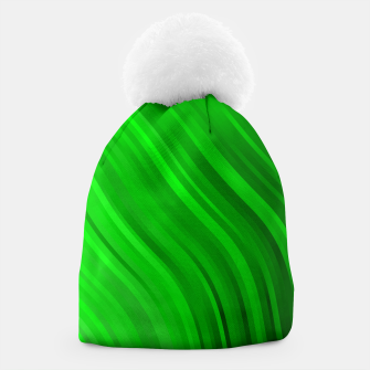 Miniature de image de stripes wave pattern 1 dev Beanie, Live Heroes