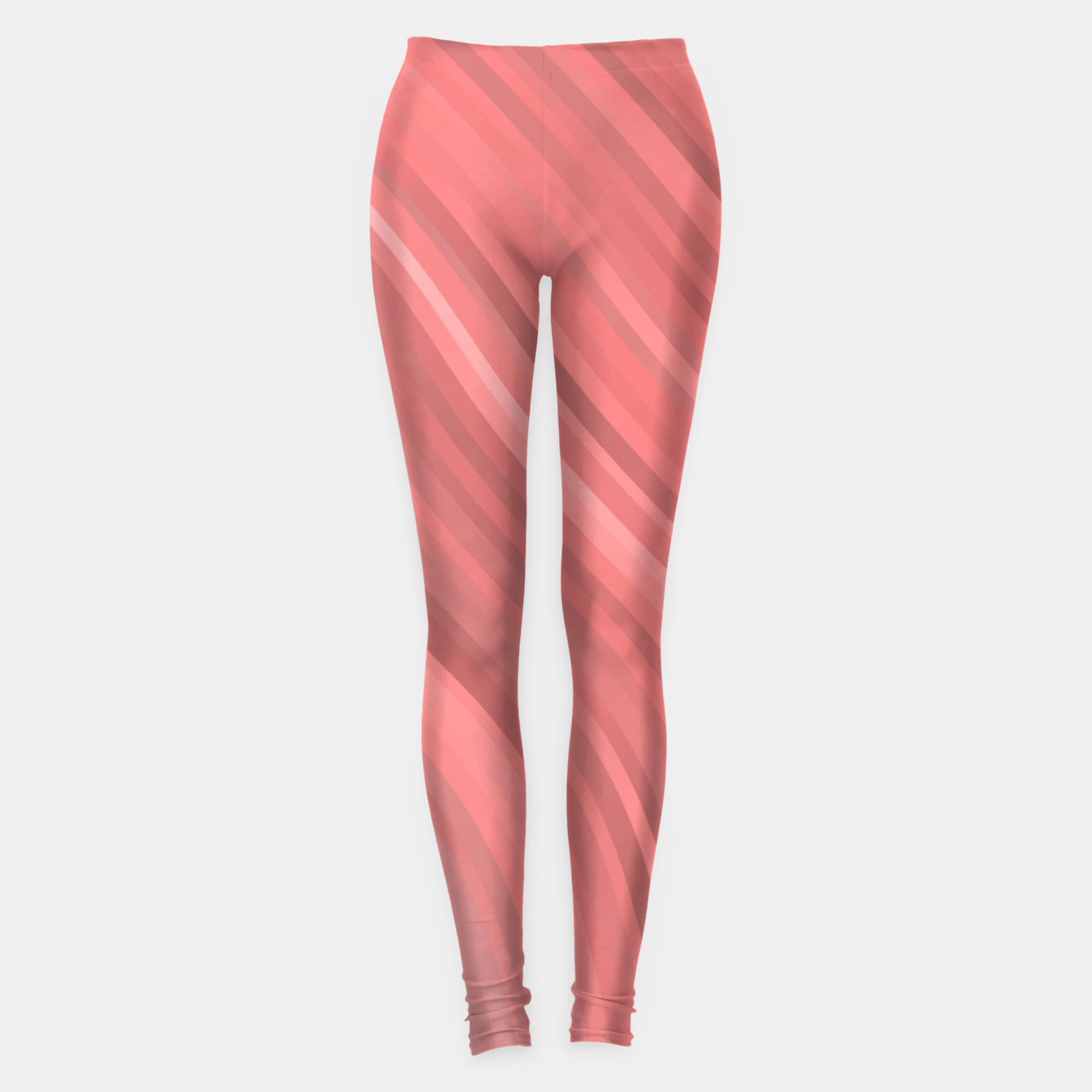 Image de stripes wave pattern 1 drp Leggings - Live Heroes