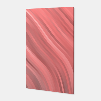 stripes wave pattern 1 drp Canvas miniature
