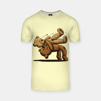 Thumbnail image of Bear Hug T-shirt, Live Heroes