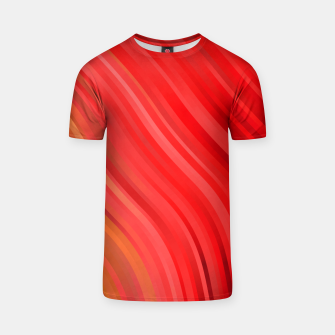 stripes wave pattern 1 drv T-shirt miniature