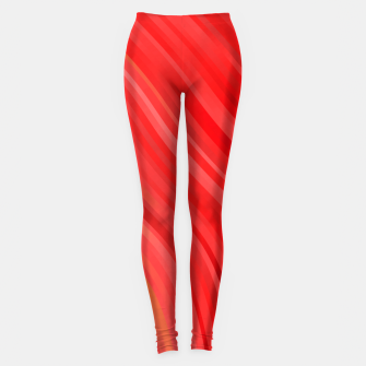 stripes wave pattern 1 drv Leggings miniature