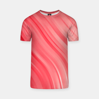 stripes wave pattern 1 drvi T-shirt miniature