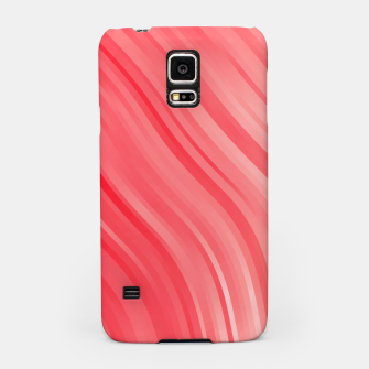 stripes wave pattern 1 drvi Samsung Case miniature