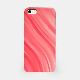 stripes wave pattern 1 drvi iPhone Case miniature