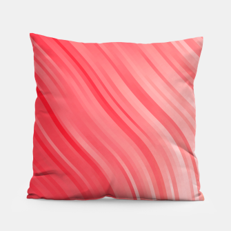 stripes wave pattern 1 drvi Pillow miniature