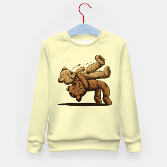 Thumbnail image of Bear Hug Kid's sweater, Live Heroes