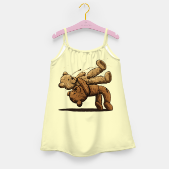 Miniature de image de Bear Hug Girl's dress, Live Heroes